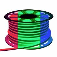 Неон гибкий General, сечение 18х21 мм., RGB (многоцветный), 505212