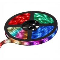 Лента светодиодная General на 60 диодов (ширина 10 мм) 14.4 Вт/м, RGB свет, 5038