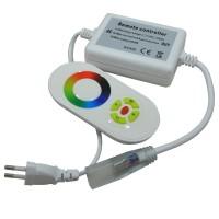 Контроллер RGB General с пультом для светодиодных лент, 700 Вт., 512113