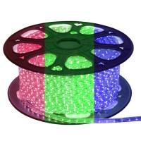 Лента светодиодная General на 60 диодов (сечение 7*15 мм) 14.4 Вт/м, RGB свет, 5052
