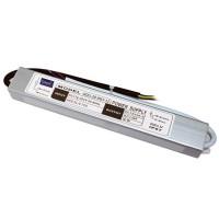 Источник постоянного напряжения для светодиодных лент и модулей General, 20 Вт. IP67, 513100