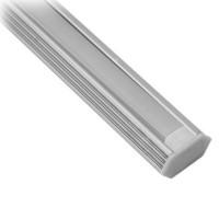 Профиль алюминиевый 19х19 для светодиодной ленты 523200