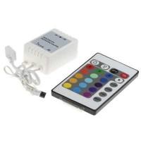 Контроллер RGB General для светодиодных лент, 80 Вт., 5118