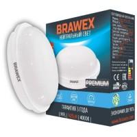 Светильник светодиодный накладной Brawex, 15 Вт., Нейтральный белый свет, СВ-01