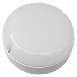 Светильник светодиодный накладной c оптико-акустическим датчиком движения General GCF 17 Вт, Холодный белый свет, 437546