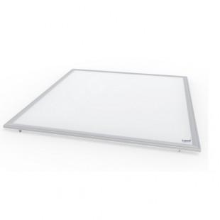 Панель светодиодная квадратная ультратонкая с ЕМС General 36 Вт, Холодный белый свет, 439607