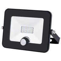 Прожектор светодиодный General 20 Вт с датчиком движения (Холодный белый свет), 403500