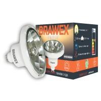 Лампа светодиодная Brawex (AR111) 12Вт., Тёплый белый свет, цоколь GU10, Т-09
