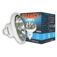 Лампа светодиодная Brawex (AR111) 12Вт., Нейтральный белый свет, цоколь GU10, Т-10