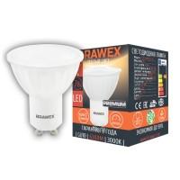 Лампа светодиодная диммируемая Brawex (PAR16) 7Вт., Тёплый белый свет, цоколь GU10, ТД-01