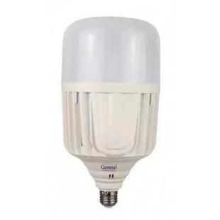 Лампа светодиодная General (высокомощная) 80Вт., Холодный белый свет, цоколь Е27, 694200