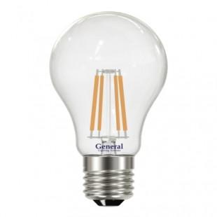 Лампа светодиодная филаментная General (грушевидная) 20Вт., Тёплый белый свет, цоколь Е27, 687900