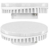 Лампа светодиодная General (в форме таблетки) 9Вт., Нейтральный белый свет, цоколь GX53, 642800