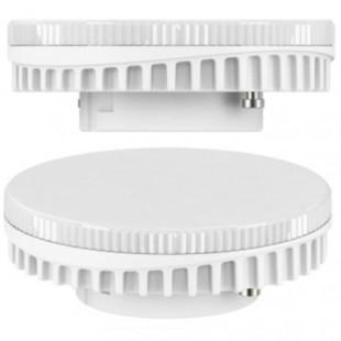 Лампа светодиодная General (в форме таблетки) 12Вт., Теплый белый свет, цоколь GX53, 685100