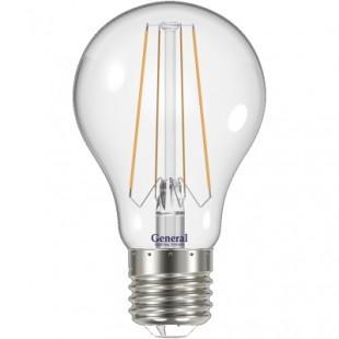 Лампа светодиодная филаментная диммируемая General (грушевидная) 20Вт., Нейтральный белый свет, цоколь Е27, 688100