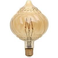Лампа светодиодная филаментная General (декоративная золотая) 7Вт., Тёплый белый свет, цоколь Е27, 687300